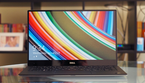 Dell XPS 13 review (2015): Meet the world's smallest 13-inch laptop | Windows 8 - CompuSpace | Scoop.it