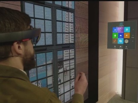 Why Microsoft HoloLens could succeed where Glass failed | M-learning, E-Learning, and Technical Communications | Scoop.it