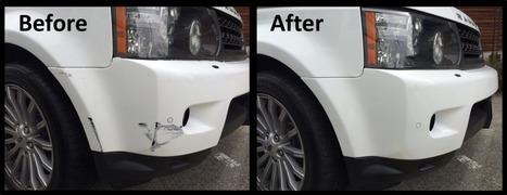 Sameday Premium Bumper Repairs | Blog Posts | Scoop.it