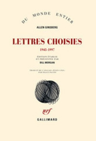 [parution] A. Ginsberg, Lettres choisies | Poezibao | Scoop.it