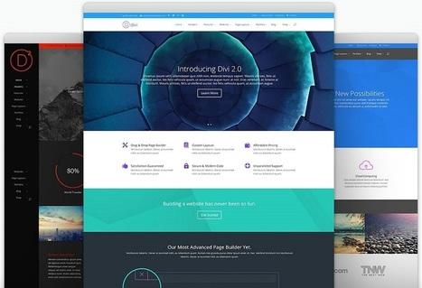 HTML5 WordPress Themes   Best of 2015   Professional WordPress Themes Designs   Scoop.it