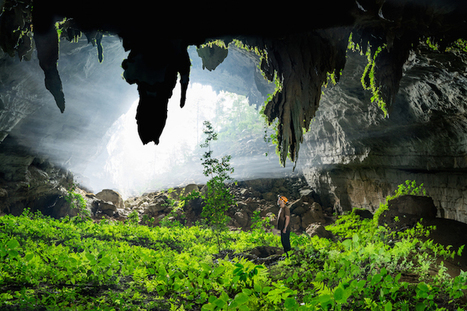 Exclusive Interview: John Spies' Magnificent Photos Reveal the Hidden Wonders of Underground Caves   Le It e Amo ✪   Scoop.it