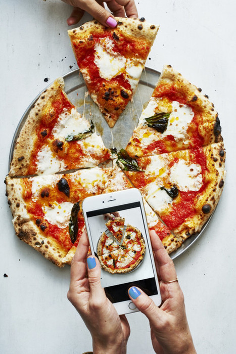 Photos for Bon Appetit's March Magazine Issue Shot Entirely With iPhones | Back Chat | Scoop.it