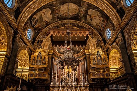 St. John's Co-Cathedral, Valletta, Malta | Cheap Car Rental Malta | Scoop.it