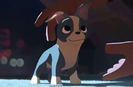 Disney dévoile «LeFestin », son prochain court-métrage à base de chien mignon   CaniCatNews-actualité   Scoop.it