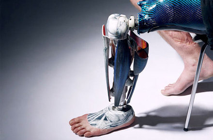 These Jaw-Dropping Custom Prosthetic Limbs Redefine Fashion | Cyborg | Scoop.it