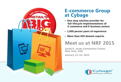 Cybage to participate in NRF 2015 | Cybage IT News | Scoop.it