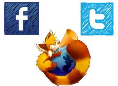 No temas Preguntar: Firefox Share, tus redes sociales en un boton   #Biblioteca, educación y nuevas tecnologías   Scoop.it