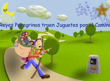 Los Reyes llegan este año por el Camino de Santiag | Camino de Santiago. | Scoop.it