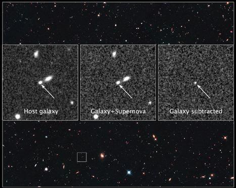 Hubble telescope spots death of a white dwarf 10 billion years ago | Crescat scientia; vita excolatur | Scoop.it