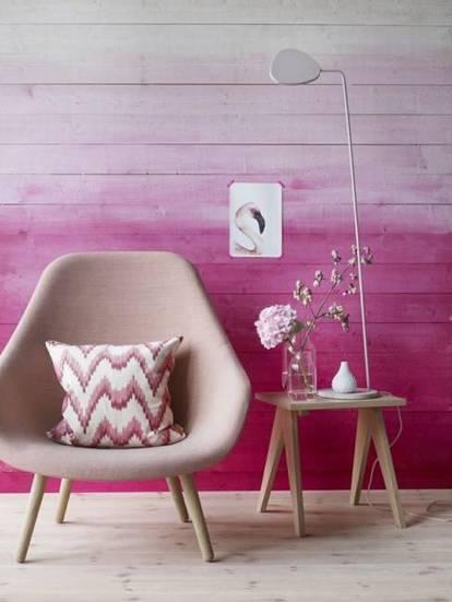 Ombré Walls | Home Decor Designs | Scoop.it