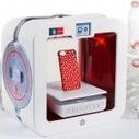 3D-printer voedt zich met oude colaflessen | Blokboek3D | Scoop.it