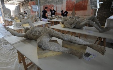 The Victims of Pompeii Cast in a New Light | Vloasis sci-tech | Scoop.it