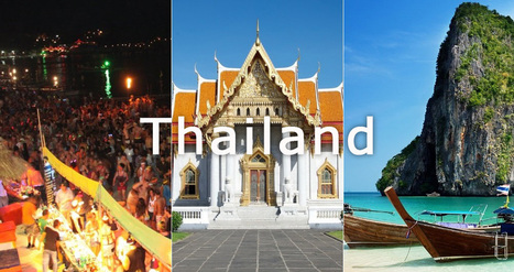 Thailand - Destinations - Backpacker Advice | Backpacker Advice | Scoop.it