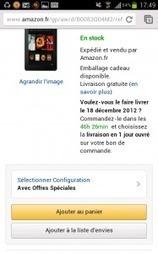 M-Commerce & Bouton d'Action: Aller Droit au But | WebZine E-Commerce &  E-Marketing - Alexandre Kuhn | Scoop.it