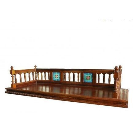 3 Seater Wooden Swing/Jhula | Furniture, Handicraft | Scoop.it