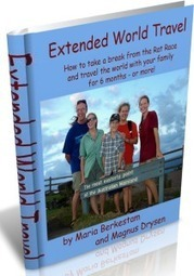 Extended World Travel PDF eBook - Maria Berkestam and Magnus Drysen | Myboutiquehotel.com | Scoop.it