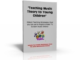 Junior Music Worksheets   Music Education   Scoop.it
