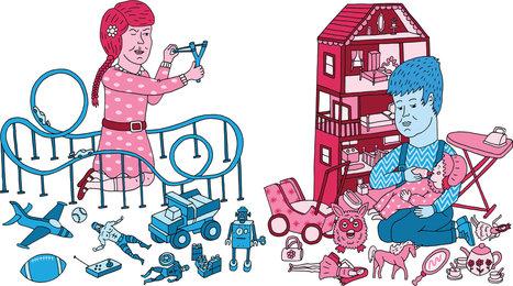 Gender-Based Toy Marketing Returns | Gender marketing | Scoop.it