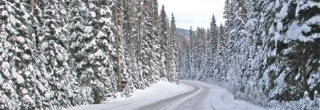 Vacances à la neige : louer une voiture, pourquoi pas ? | Actu Tourisme | Scoop.it