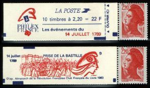 La Révolution Française vue par les timbres | Remue-méninges FLE | Scoop.it