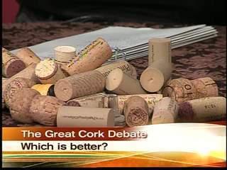 The great cork debate: which type is better?   italianwine   Scoop.it