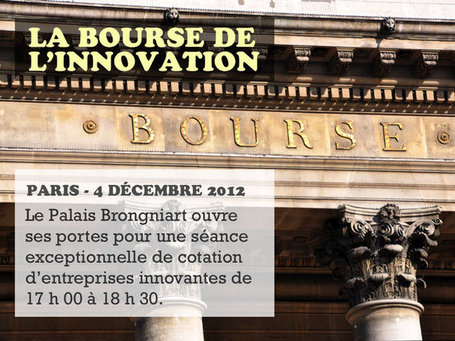 La Bourse de l'innovation | Ateliers Jisseo | Scoop.it