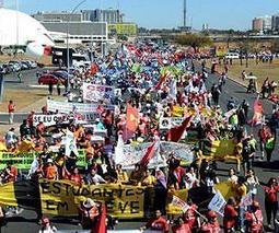 Brazilian infrastructure problems multiply amid labor unrest | Sustain Our Earth | Scoop.it
