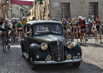 """I Forzati della strada"" Returns to Marche Region on July 28th 