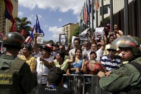 Au Venezuela, l'impossible cohabitation | Venezuela | Scoop.it