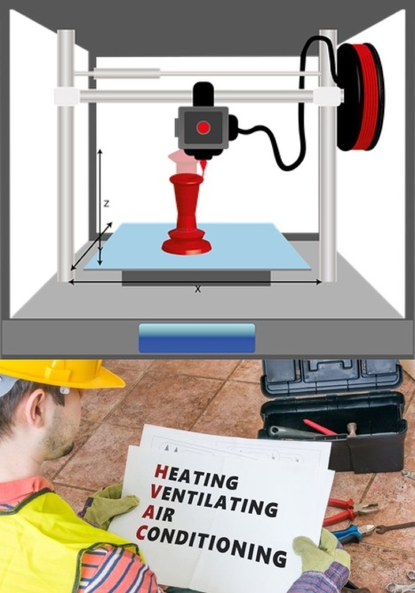 3D printing enables new generation of heat exchangers | Digital REvolution in Real Estate | Scoop.it
