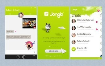 Jongla released on Windows Phone, instant messenger app shares Message to the friends | keyTelecom Weekly | Scoop.it