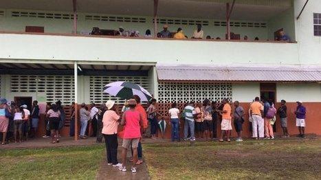 Les habitants de Sainte-Lucie renouvellent leurs dirigeants | Veille des élections en Outre-mer | Scoop.it