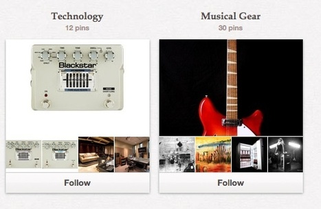How Your Music Band Can Rock Pinterest | m u s i c - Portugal sounds so cool | Scoop.it