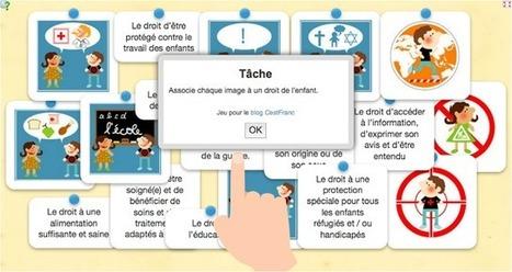 CestFranc: Les droits de l'enfant en classe de FLE | FLE enfants | Scoop.it
