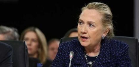 Dışişleri Bakanı Clinton, Senato'ya ifade verdi - Dünya Gündemi Haberleri | Dünya'da neler oluyor? | Scoop.it