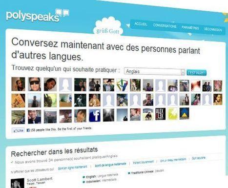 Apprendre les langues en ligne avec 16 réseaux sociaux | FLE et nouvelles technologies | Scoop.it