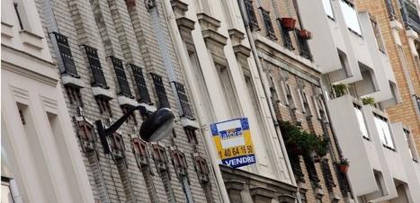 L'immobilier ancien en Ile-de-France pète le feu | Real estate information | Scoop.it