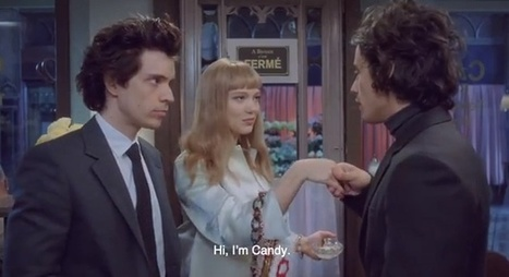 Pub Prada Candy L'eau avec Léa Seydoux | Mode et femme | Scoop.it