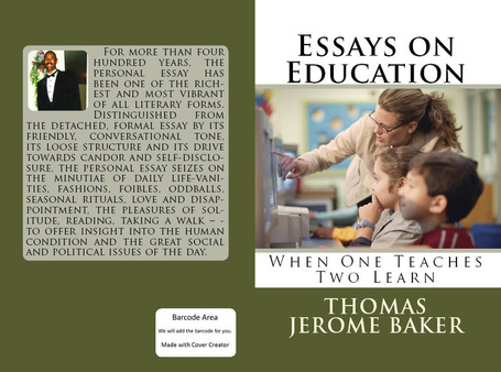 Essays on Education: Ten Chapters / Over 100 Pages - Available This Weekend! | International Baccalaureate Program | Scoop.it