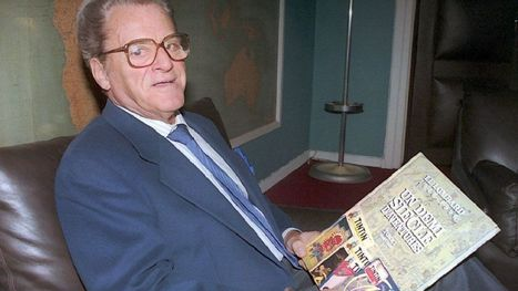 Une exposition au Musée Hergé revient sur le parcours de Raymond Leblanc | Merveilles - Marvels | Scoop.it