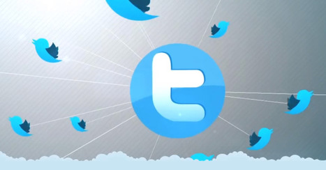 10 Facts You Didn't Know About Twitter [VIDEO] | Social Media | Scoop.it