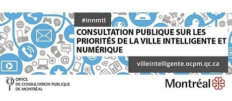 Ville intelligente et numérique 2014-2017 : résultats de la consultation | smart cities | Scoop.it