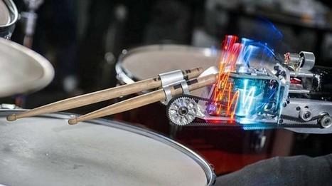 La ciencia y la música se alían en una prótesis de batería ... | Interdisciplimusicalidades | Scoop.it