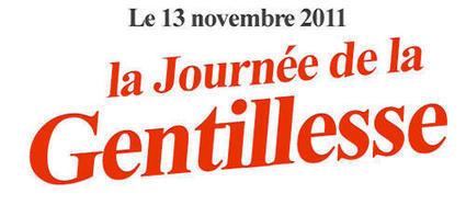13 novembre : journée de la GENTILLESSE   Ressources pour la classe de FLE et de français   Scoop.it