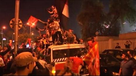 Egypte : La liesse après la victoire d' Al Ahly | Égypt-actus | Scoop.it