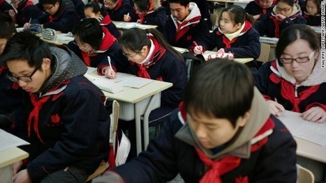 Opinion: The costs of Shanghai's education success story | Leadership Think Tank | Scoop.it