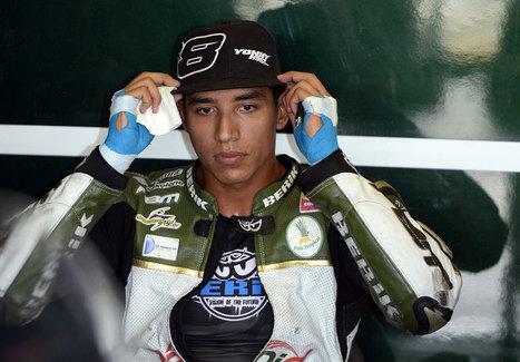 Yonni Hernandez on D16 | Ducati news | Scoop.it
