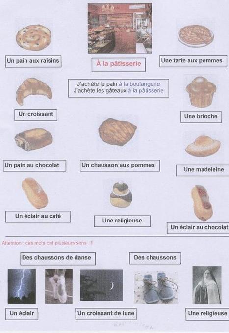 A la pâtisserie | La Gastronomie | Scoop.it