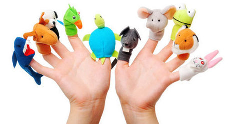 Skills Converged > Storytelling Exercise for Kids: Puppet Show | Serious Play | Scoop.it
